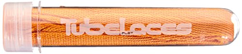 5 Flat Cm White Orange 131 Lacets Lot 140 Tubelaces orange De Schnürsenkel 51Y6wxxB