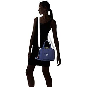 Kipling MIYO School Backpack, 25 cm, 8 liters, Blue (Blue Thunder)
