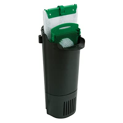 Whisper In-Tank Filter with BioScrubber for aquariums by Tetra