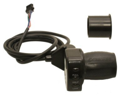 Currie Scooters (Currie 36 Volt 5 Pin Twist Grip Diagnostic Throttle)