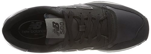 Black New black Noir Baskets Homme 500 Balance YqY8A