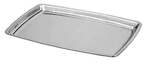 Steel Stainless Sizzling Platter (SIZZLING PLATTERS RECTANGULAR & OVAL STAINLESS STEEL, ELEGANT PRESENTATION (RECTANGULAR (11