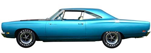 (1969 Plymouth Road Runner Blue)