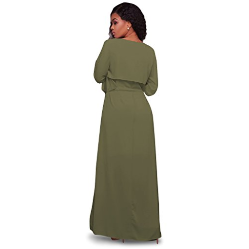 Moda Europa y América color sólido camisa de manga larga chaqueta de gasa chaqueta negro, rosa, verde, púrpura club nocturno ropa Green