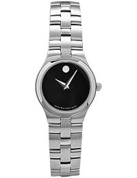 Womens Juro Swiss Quartz Stainless Steel Dress Watch, Color:Black (Model