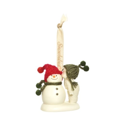 Department 56 Snowbabies The Only Man for Me Ornament
