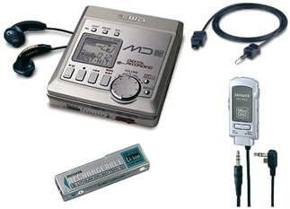 Aiwa AM-F75 tragbarer MiniDisc-Player und Rekorder