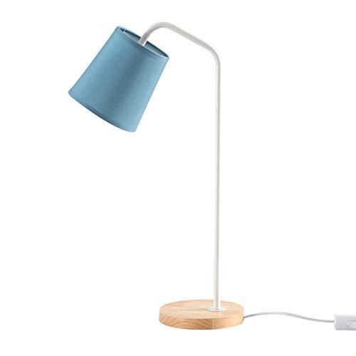 Friendgo Nordic Minimalist Table Lamp LED USB Solid