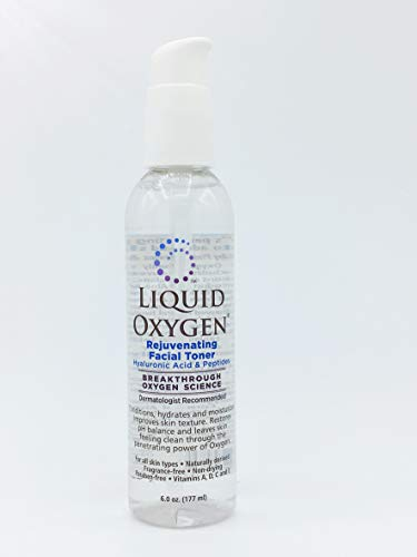 Liquid Oxygen Facial Toner 6oz. ()