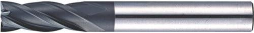 日立ツール ATコート NEエンドミル レギュラー刃 4NER8.5-AT