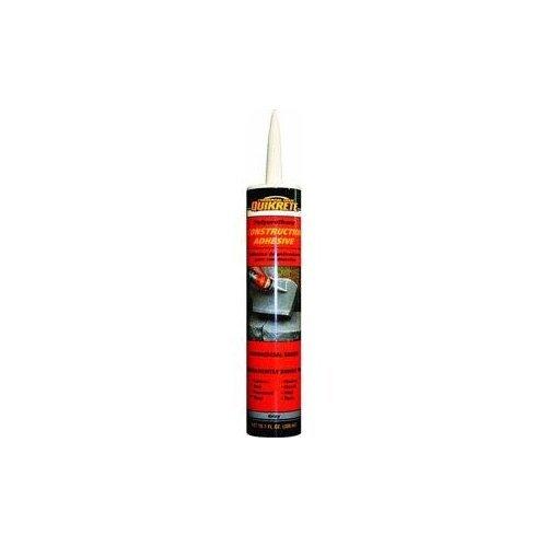 Quikrete 9902-10 Polyurethane Construction Adhesive, 10.1 oz Tube