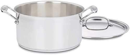Cuisinart Chef s Classic with Flavor Lock Lid, Silver