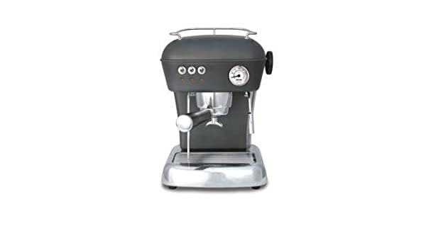 ascaso 600760 Dream Antracita - Cafetera espresso: Amazon.es ...