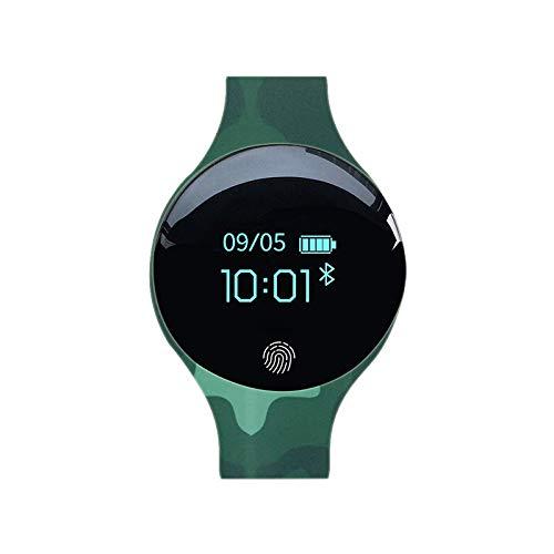 KKPS Reloj Deportivo para Niños Reloj Impermeable Bluetooth ...