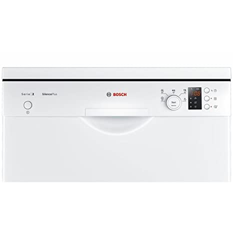 Bosch Serie 2 SMS25FW05E lavavajilla Independiente 14 cubiertos A ...