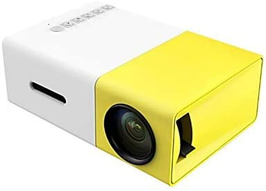 YG300 LCD Mini Proyector LED Proyector 400 LM Apoyo 1080P ...