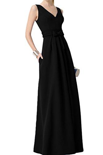 Missdressy - Vestido - para mujer negro
