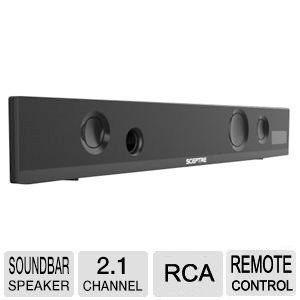 SCEPTRE SB301523 2.1-Channel Sound Bar with Built-In Subwoofer