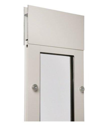 Amazon Endura Flap Thermo Panel Iiie Patio Pet Door For