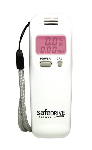 SafeDrive Personal Alcohol Detector