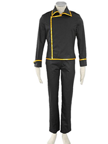 Love Jump Gintama Cosplay Costume-Shin Sen Gu Mi 2Pcs Set