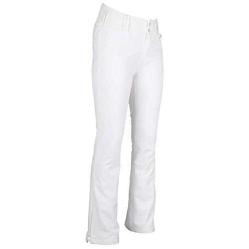 Nils Betty Stretch Pant Women's White-Regular 4
