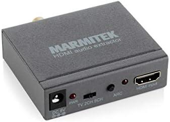 Connect AE14 - Conversor HDMI | Extractor de Audio 4K Audio | ARC: Amazon.es: Electrónica