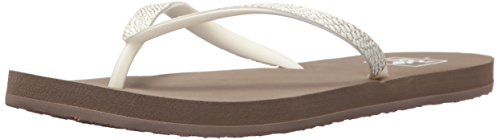 Multicolore S Tgr Tongs Femme Reef Grey taupe Uqatdwg