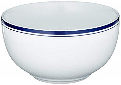 (Christianshavn Blue 12 oz. Bistro Fruit/Cereal Bowl [Set of 4])