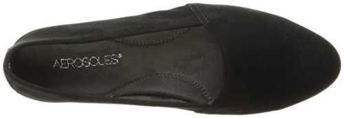 cheap sale really Aerosoles Women's Trend Setter Slip-on Loafer Black Suede clearance under $60 sast free shipping latest buy cheap online j3OJdbU0