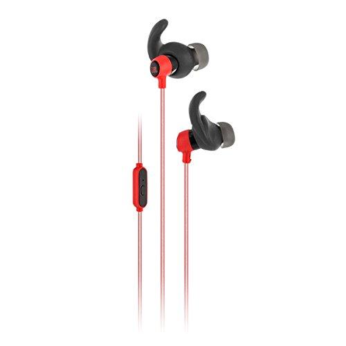 JBL Reflect Mini Earbud Sport Headphones Red JBLREFMINIRED