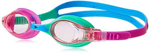 Oculos De Natacao Symi Color Junior Rosa Poker Multicor
