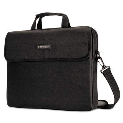 Kensington Computer Products Group - Kensington Simply Portable 10 62562 15.4quot; Classic Sleeve - Nylon - Black quot;Product Category: Accessories/Carrying Casesquot; from Kensington