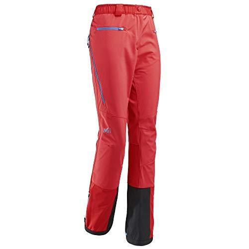 Millet Tourshield P poppy Pantalón Mujer Rojo Ld Red Ow1pqrO