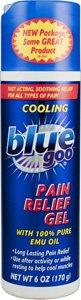 Blue Goo Pain Relief Gel 6oz.