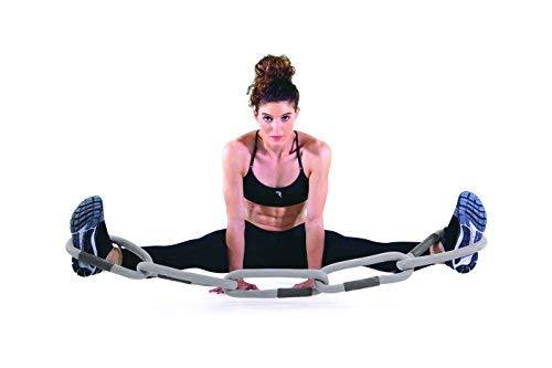 Reaxing Reax Chain 2 Kg, Pesas flexibles, Peso suave para entrenamiento funcional, Rojo, 5 anillos, 3 piezas: Amazon.es: Deportes y aire libre