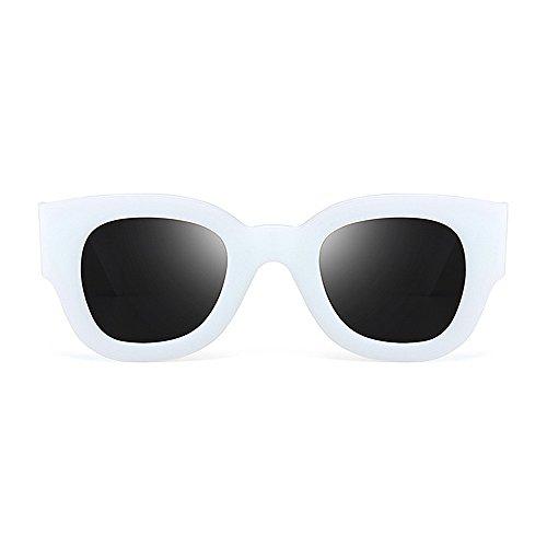 Full UV pour Grand Été Femmes Soleil Personnalité légères Plage de Femmes Les Vacances Protection Wenjack Frame Ultra C6 Conduite pour Hommes Lunettes SzXnw