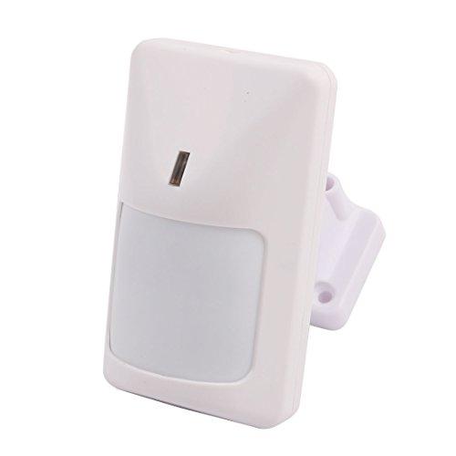 Wall Mount Ir Sensor - uxcell Home Wireless Wall Mount Single Optic Passive Motion IR Sensor Detector PIR Alarm