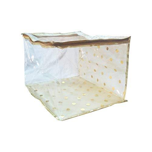 Angelfish Golden Saree Bag/Cover