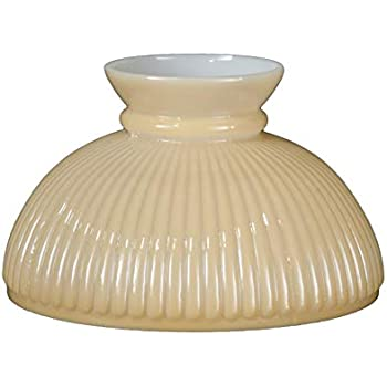 """B/&P Lamp® Green Cased Student Shade 10/"""" fitter"""