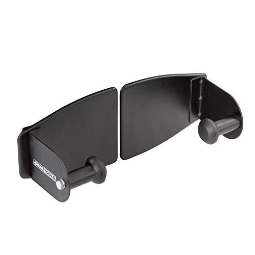 OEMTOOLS 24952 Black Magnetic Paper Towel Holder ()