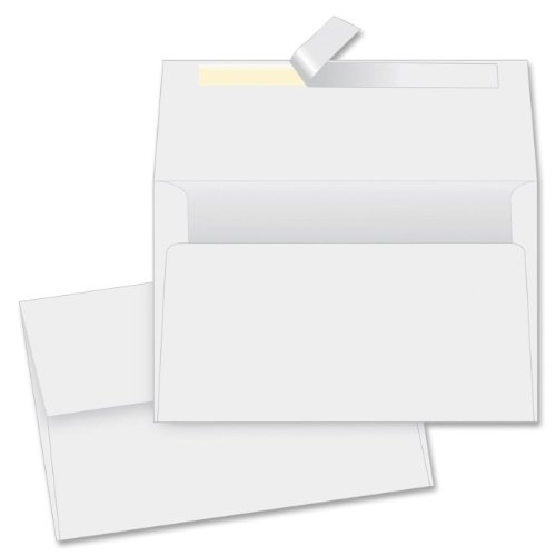 Quality Park 4x6 Photo Envelopes, Redi-Strip, 4.5 Inches x 6