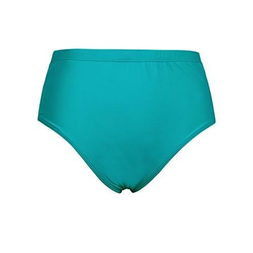 c49c4ba8de7cc 50%OFF Firpearl Women s High Waist Swim Briefs Swimsuit Bikini Tankini  Bottom Plus Size