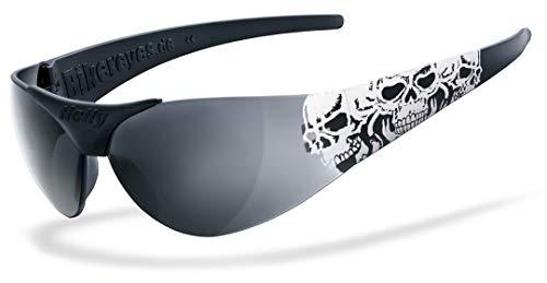 Soleil nbsp;– De Lunettes Moto 4 nbsp;triple Helly nbsp;a Brill Skull Bikereyes Bike 527 Moab Style Trsw xpqnv