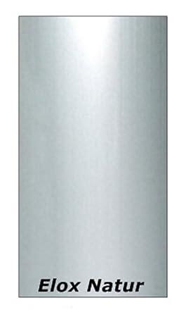 C-01 2 St/ück: /Übergangsprofil Anpassungsprofil Ausgleichsprofil 40 mm 2 Alu eloxiert: natur-silber -