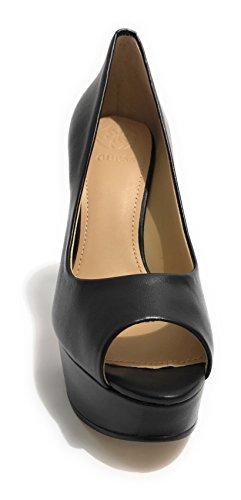 Guess , Chaussures de sport dextérieur pour femme beige nature 35 - noir - noir, 40 EU