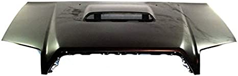 Partomotive For 98-02 Accord Coupe Front Hood Panel Assembly Primed HO1230130 60100S80A90ZZ