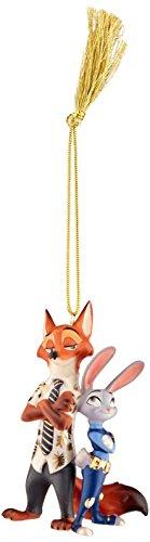 Lenox Zootopia Ornament - Fox Trading Cards