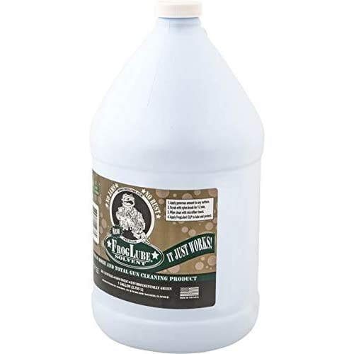Image of Air Gun Tools & Accessories Frog Lube 14986 Solvent, 1 Gallon