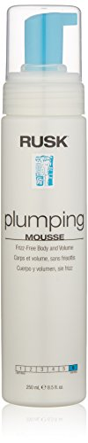RUSK Designer Collection Plumping Mousse Frizz-Free Body and Volume